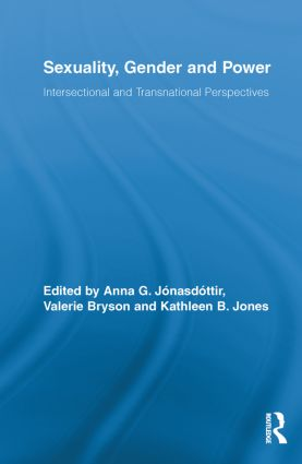 Sexuality, Gender and Power: Intersectional and Transnational Perspectives (Paperback) book cover