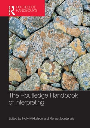 The Routledge Handbook of Interpreting book cover