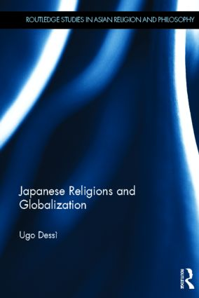 Japanese Religions and Globalization (Hardback) book cover