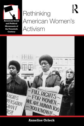Rethinking American Women's Activism book cover
