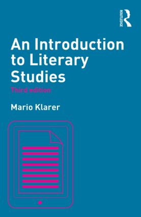 An Introduction to Literary Studies book cover