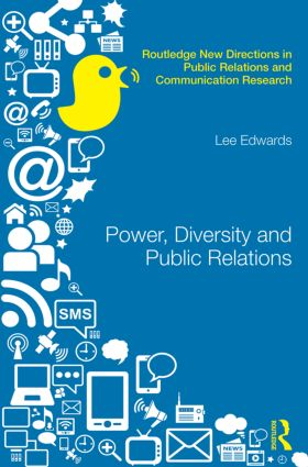 Power, Diversity and Public Relations (Hardback) book cover