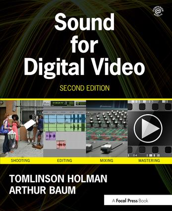 Sound for Digital Video book cover