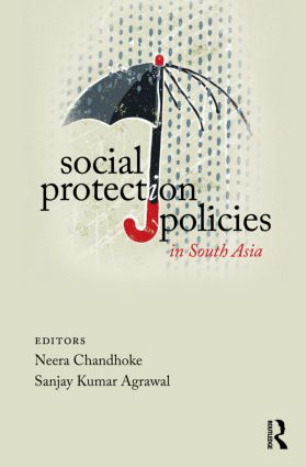 Social Protection Policies in South Asia (Hardback) book cover