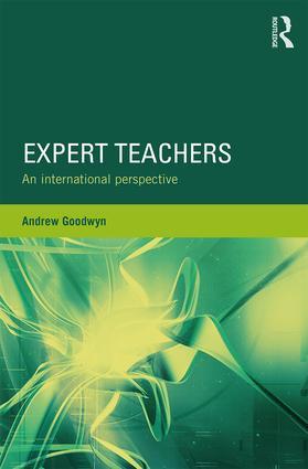 Expert Teachers: An international perspective, 1st Edition (Paperback) book cover