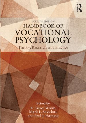 Handbook of Vocational Psychology: Theory, Research, and Practice, 4th Edition (Paperback) book cover