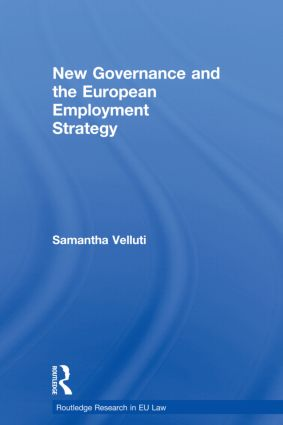 New Governance and the European Employment Strategy (Paperback) book cover