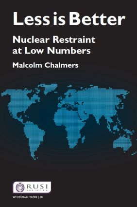 Less is Better: Nuclear Restraint at Low Numbers book cover