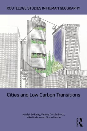 Cities and Low Carbon Transitions (Paperback) book cover