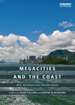 Megacities and the Coast: Risk, Resilience and Transformation, 1st Edition (Paperback) book cover