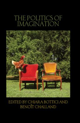 The Politics of Imagination (Paperback) book cover