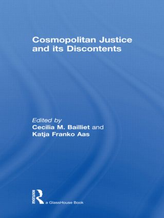 Cosmopolitan Justice and its Discontents (Paperback) book cover