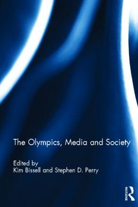 The Olympics, Media and Society (Hardback) book cover