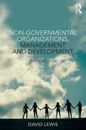 Non-Governmental Organizations, Management and Development: 3rd Edition (Paperback) book cover