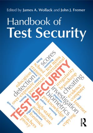 Handbook of Test Security book cover