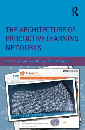 The Architecture of Productive Learning Networks (Paperback) book cover