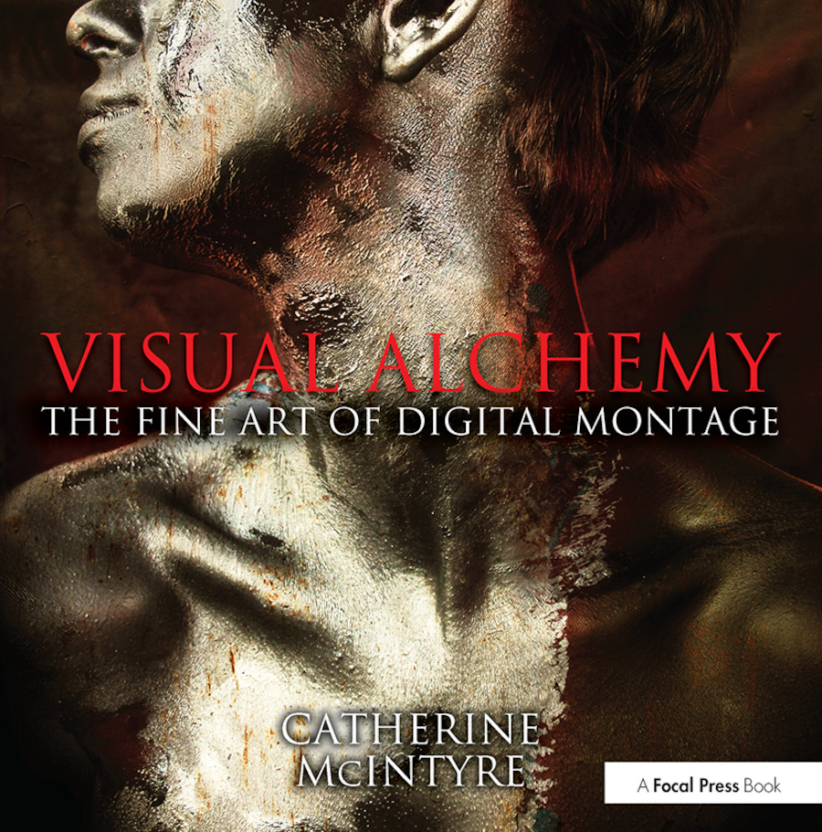 Visual Alchemy: The Fine Art of Digital Montage book cover
