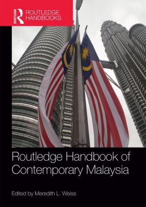 Routledge Handbook of Contemporary Malaysia book cover