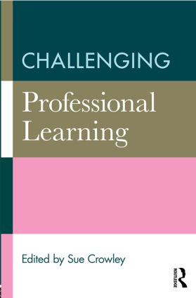 Challenging Professional Learning book cover