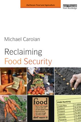 Reclaiming Food Security book cover