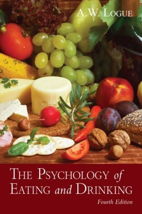 The Psychology of Eating and Drinking book cover