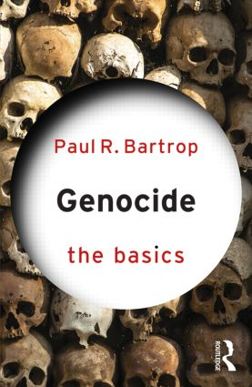 Genocide: The Basics: 1st Edition (Paperback) book cover