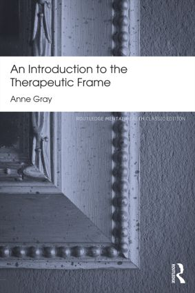 An Introduction to the Therapeutic Frame (Paperback) book cover