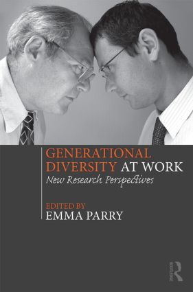 Generational Diversity at Work: New Research Perspectives, 1st Edition (e-Book) book cover