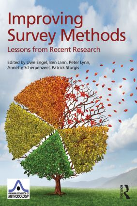 Improving Survey Methods: Lessons from Recent Research book cover