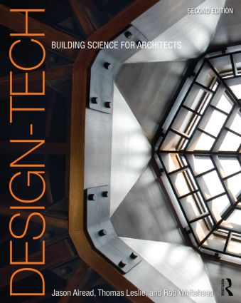 Design-Tech: Building Science for Architects, 2nd Edition (Paperback) book cover