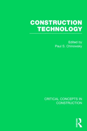 Construction Technology book cover