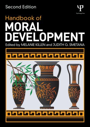 Handbook of Moral Development: 2nd Edition (Paperback) book cover