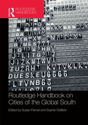 The Routledge Handbook on Cities of the Global South: 1st Edition (Hardback) book cover