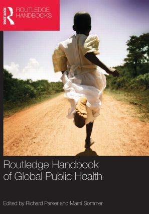 Routledge Handbook of Global Public Health (Paperback) book cover