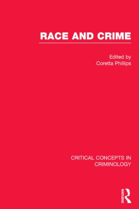 Race and Crime book cover