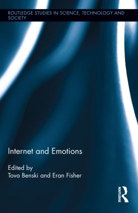 Internet and Emotions (Hardback) book cover