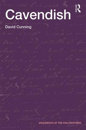Cavendish book cover