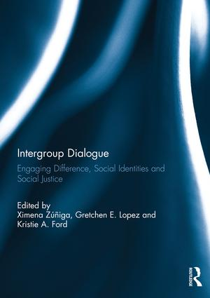 Intergroup Dialogue: Engaging Difference, Social Identities and Social Justice (Hardback) book cover