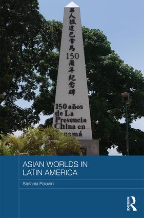 Asian Worlds in Latin America book cover