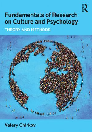 Fundamentals of Research on Culture and Psychology: Theory and Methods book cover