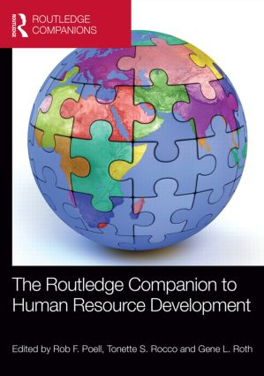 The Routledge Companion to Human Resource Development book cover