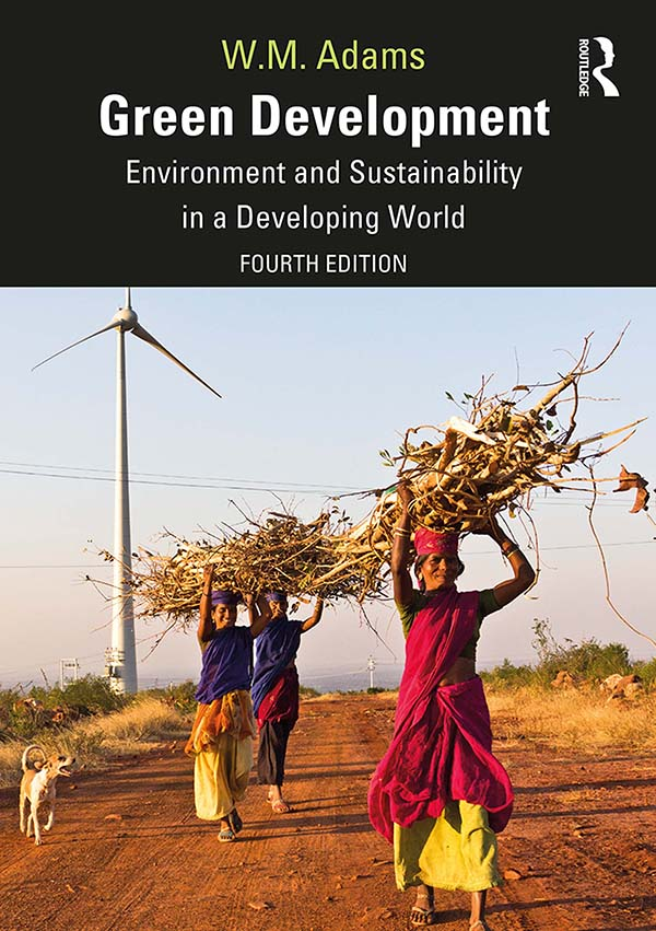 Green Development: Environment and Sustainability in a Developing World, 4th Edition (Paperback) book cover