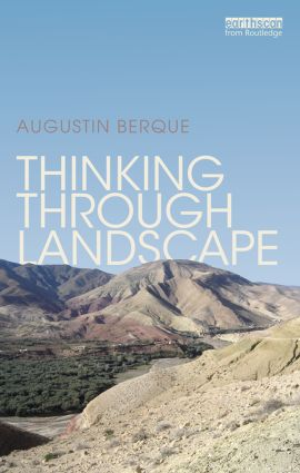 Thinking through Landscape (Hardback) book cover
