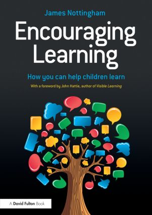 Encouraging Learning: How you can help children learn book cover
