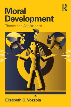 Moral Development: Theory and Applications, 1st Edition (Paperback) book cover