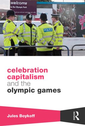 Celebration Capitalism and the Olympic Games (Hardback) book cover