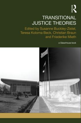 Transitional Justice Theories (Hardback) book cover