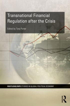 Transnational Financial Regulation after the Crisis book cover