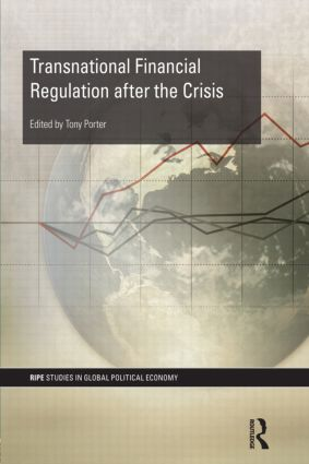 Transnational Financial Regulation after the Crisis: 1st Edition (Paperback) book cover