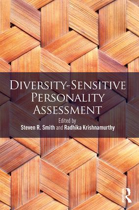 Diversity-Sensitive Personality Assessment: 1st Edition (Paperback) book cover